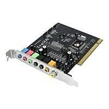Siig® IC-710012-S2 7.1 Sound Card With C-Media CMI8768 Chipset