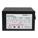 Startech ATX12V 2.3 80 Plus® Computer Power Supply With Active PFC; 500 W