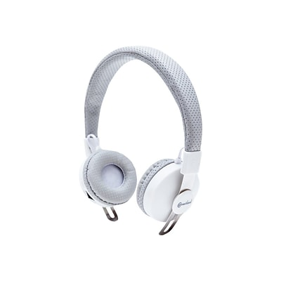 Syba™ CL-AUD23049 APTX Hybrid Bluetooth Headset With Rechargeable Battery For iPhone/iPad; Gray