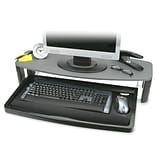 Gray Keyboard Drawer With SmartFit® System