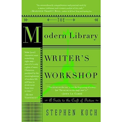 The Modern Library Writers Workshop: A Guide to the Craft of Fiction