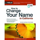 How to Change Your Name in California