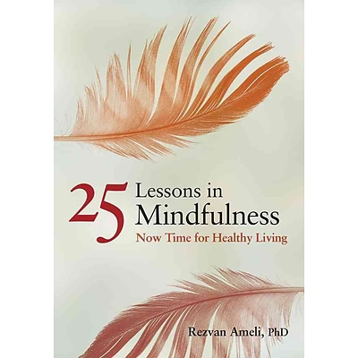 25 Lessons in Mindfulness: Now Time for Healthy Living