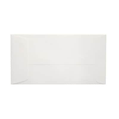 LUX Open End Envelopes 6 x 11.5, White, 250/Pack