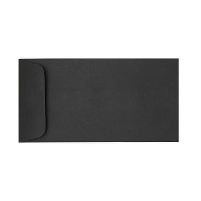 LUX Open End Envelope 6 x 11.5, Midnight Black
