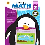 Thinking Kids Math (Grade 2)