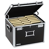 Aluminum Locking File Chest Letter/Legal