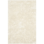 Safavieh Classic Ultra Shag Accent Area Rug, 2 x 3, Ivory