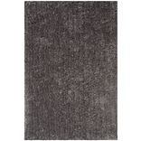 Safavieh Artic Shag Rectangle Area Rug, 5 x 7 6, Gray
