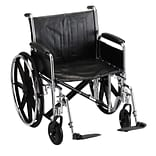 Nova Medical Products Steel Wheelchair 22