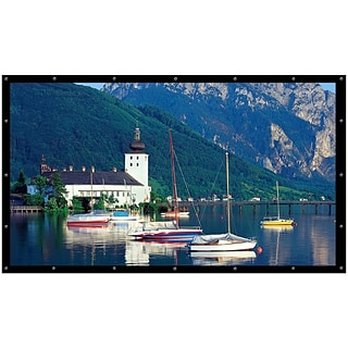 Elite Screens® 132 Projection Screen