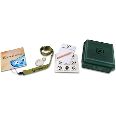 Garmin(r) 010 11663 00 Official Geocaching Kit
