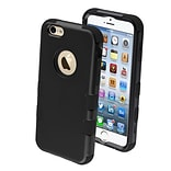 RUBZD BK Hybrid Phone Protector F/iPhone 6