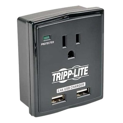 Tripp Lite 1 Outlet Direct Plug-In Surge Protector