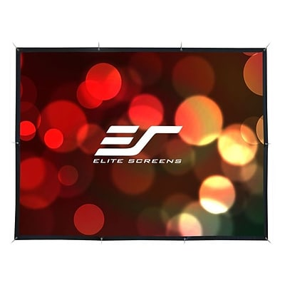 ELITE SCREENS DIY96RH1 Diagonal Rear Projection Screen