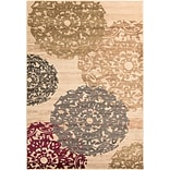Surya Riley RLY5051-455 Machine Made Rug, 4 x 55 Rectangle
