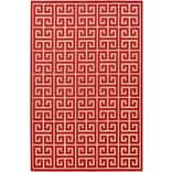 Surya Portera PRT1052-3958 Machine Made Rug, 39 x 58 Rectangle