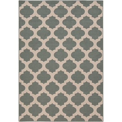 Surya Alfresco ALF9585-89129 Machine Made Rug, 89 x 129 Rectangle