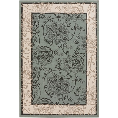 Surya Alfresco ALF9594-89129 Machine Made Rug, 89 x 129 Rectangle