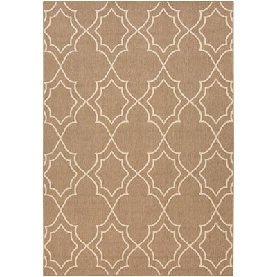 Surya Alfresco ALF9587-5376 Machine Made Rug, 53 x 76 Rectangle