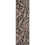 Surya Alfresco ALF9615-23119 Machine Made Rug, 23 x 119 Rectangle