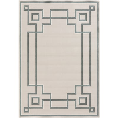 Surya Alfresco ALF9629-89129 Machine Made Rug, 89 x 129 Rectangle