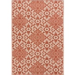 Surya Alfresco ALF9636-89129 Machine Made Rug, 89 x 129 Rectangle