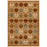 Surya Tatil TTL1018-223 Machine Made Rug, 22 x 3 Rectangle