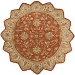Surya Crowne CRN6002-1014 Hand Tufted Rug, 10 x 14 Rectangle