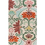Surya Kate Spain Alhambra ALH5018-811 Hand Tufted Rug, 8 x 11 Rectangle