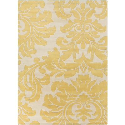 Surya Athena ATH5075-312 Hand Tufted Rug, 3 x 12 Rectangle