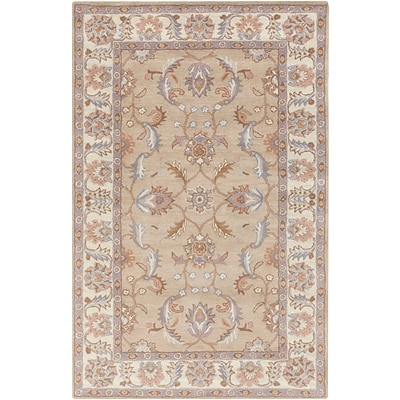 Surya Caesar CAE1129-46 Hand Tufted Rug, 4 x 6 Rectangle