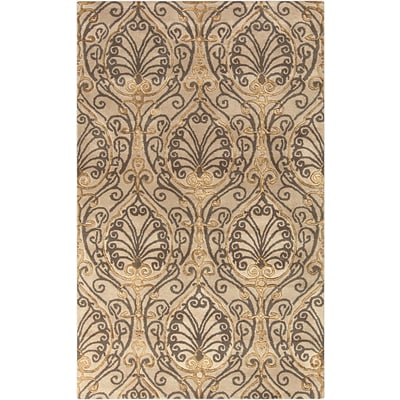 Surya Candice Olson Modern Classics CAN2013-811 Hand Tufted Rug, 8 x 11 Rectangle