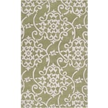 Surya Cosmopolitan COS9047-811 Hand Tufted Rug, 8 x 11 Rectangle