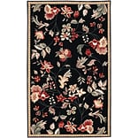 Surya Flor FLO8907-810 Hand Hooked Rug, 8 x 10 Rectangle