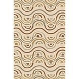 Surya Kate Spain Aura ARA2006-3353 Hand Hooked Rug, 33 x 53 Rectangle