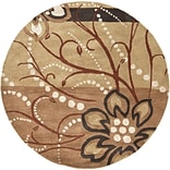 Surya Athena ATH5006-99RD Hand Tufted Rug, 99 Round