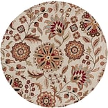 Surya Athena ATH5035-99RD Hand Tufted Rug, 99 Round