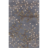 Surya Athena ATH5125-312 Hand Tufted Rug, 3 x 12 Rectangle
