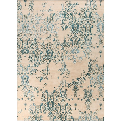 Surya Banshee BAN3326-811 Hand Tufted Rug, 8 x 11 Rectangle