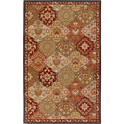 Surya Caesar CAE1034-1215 Hand Tufted Rug, 12 x 15 Rectangle