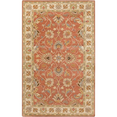 Surya Caesar CAE1124-912 Hand Tufted Rug, 9 x 12 Rectangle
