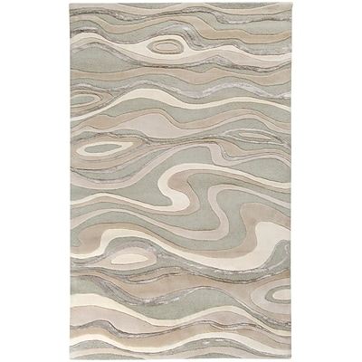 Surya Candice Olson Modern Classics CAN1927-811 Hand Tufted Rug, 8 x 11 Rectangle