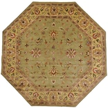 Surya Crowne CRN6001-8OCT Hand Tufted Rug, 8 Octagon