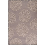 Surya Lotta Jansdotter Decorativa DCR4026-23 Hand Tufted Rug, 2 x 3 Rectangle