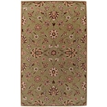 Surya Legion LGN6217-811 Hand Tufted Rug, 8 x 11 Rectangle