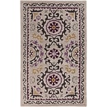 Surya Mamba MBA9022-23 Hand Tufted Rug, 2 x 3 Rectangle
