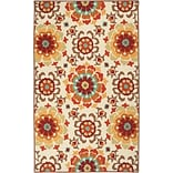 Surya Storm SOM7703-576 Hand Hooked Rug, 5 x 76 Rectangle