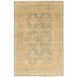 Surya Zeus ZEU7826-5686 Hand Knotted Rug, 56 x 86 Rectangle