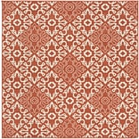 Surya Alfresco ALF9636-73SQ Machine Made Rug, 73 Square